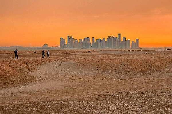 The Water Crisis in Qatar