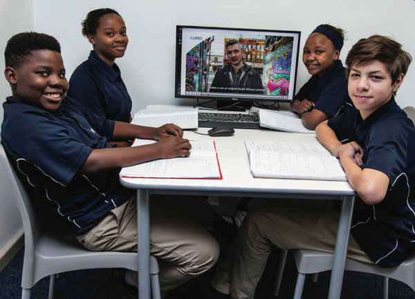 How Technology is Improving Access to Quality High School Education in South Africa