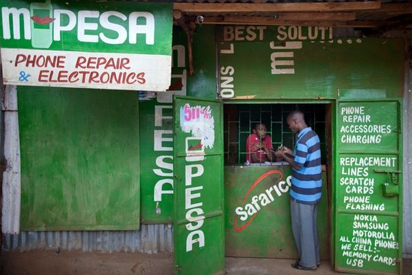 M-Pesa in East Africa: A Means for Social Change