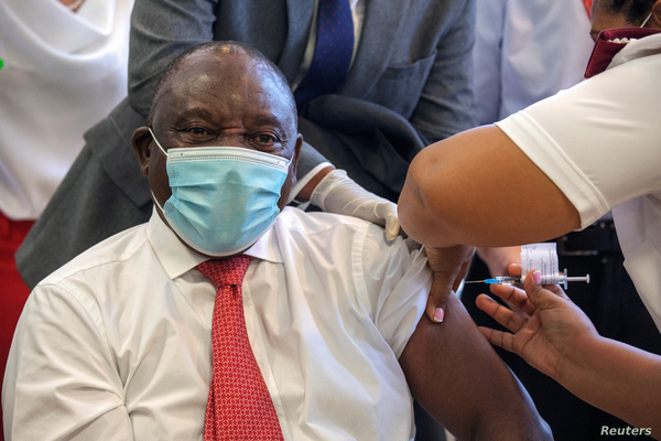 Africa and Its Struggle in the Quest for Vaccination